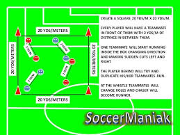 agility drills for soccer