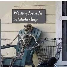 12 funny waiting skeleton memes