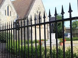 Metal Railings Steel Railings Jacksons Security Fencing
