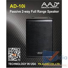 LOA KARAOKE AAD AD-10i - Loa karaoke Tầm trung