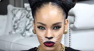 halloween cat eye makeup tutorials that