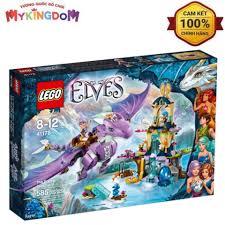 Đồ Chơi Lắp Ráp LEGO Ngôi Đền Của Rồng 41178