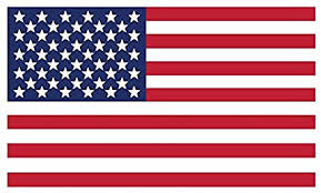 Amazon Com American Flag Vinyl Decals Indoor Home Car Or Truck Use For Windshield Rear Window Or Glass Small Custom Graphic With Vivid Colors 3 X 5 2 Pack Automotive