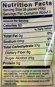 sugar free sour jelly beans 3 1 oz bag