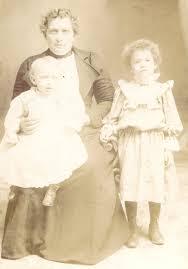 Ursula Adeline Thomas (sister of John and Luther Thomas who both ...