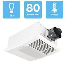 80 cfm ceiling bathroom exhaust fan