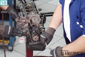 Manutenção interna do motor Renault D4D Hi-Flex - Parte 1 ...