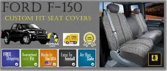 custom fit car and truck seat covers