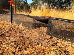 Wildlife Exclusion Fence Special Status Species Protection Ertec Environmental Systems