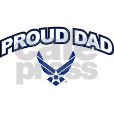 U S Air Force Proud Dad Cap By Usairforcefan Cafepress
