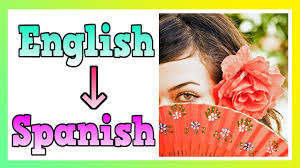 Google Translate English to Spanish - YouTube