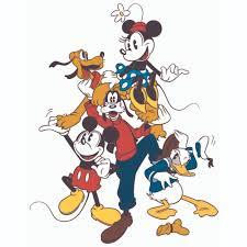 Design With Vinyl Mickey Mouse Club House Cartoon Decors Wall Decal Wayfair