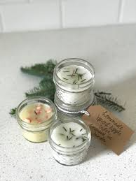 how to make homemade natural candles a