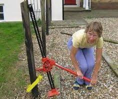 Image Result For Fence Post Puller Fence Post Fence Post