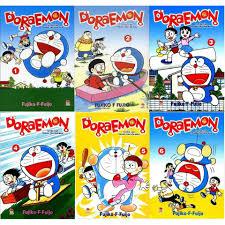 Sách - Combo Doraemon màu - trọn bộ 6 quyển