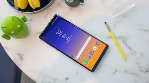 android oreo samsung galaxy note 9 4k