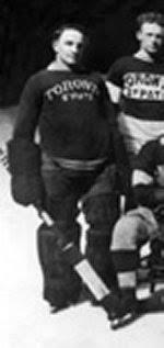 Toronto St. Pats goaltending history : Ivan Mitchell