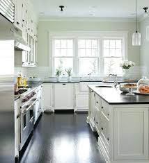 cabinets cabinet colors green walls