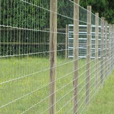 China Cheap 1 2m Goat Farm Fence Field Fence With Woven Wire View Field Fence Oceanking Product Details From Ocean King Industries Limited On Alibaba Com