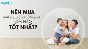 Máy lọc không khí nào tốt nhất cho gia đình của bạn? - YouTube