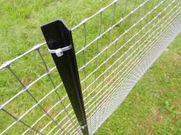 How To Install A Permanent Plastic Fence Tenax Millennium Tutorial Youtube