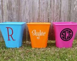 Kids Room Trash Can Etsy