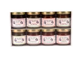 8 Jar Gift Set by St John & Dolly Smith - Darn Spice Company