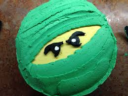 An Easy How-To for Making a Buttercream Ninjago Cake | Ninjago cakes, Easy  cakes for kids, Ninja birthday cake