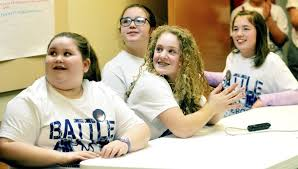 Conneaut library the arena for first Battle of the Books | Local News |  starbeacon.com