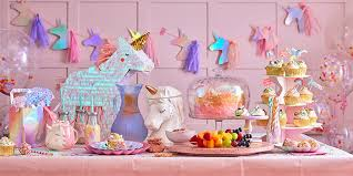 unicorn party ideas top supplies and