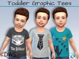 sims 4 s toddler clothes