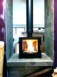 double sided fireplaces