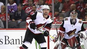 Coyotes recall D Kyle Capobianco, assign Aaron Ness to Tucson