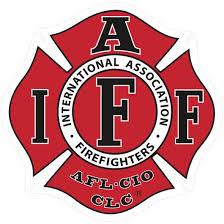 Iaff Decal Firefighter Com