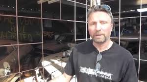 MAD MAX 2 MUSEUM - Interview with Adrian Bennett - YouTube
