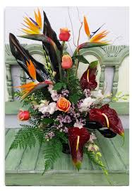 tropical paradise riverside flower club