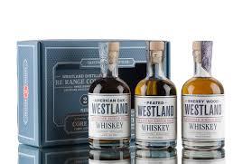 westland distillery core range