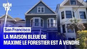 la maison bleue qui a inspiré maxime