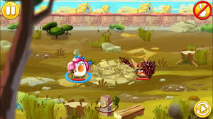 Old Nesting Barrows - 4 | Angry Birds Wiki