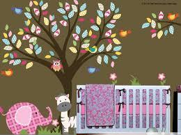 Wall Decal Source Nursery Tree Owl And Elephant Wall Decal Reviews Wayfair