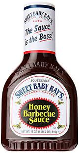sweet baby ray s bbq honey sauce the