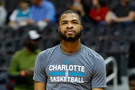 Aaron Harrison working to become more than a 15th man next season ...