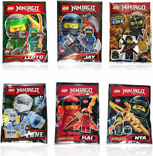 Lego Ninjago Lloyd Jay Kai Zane Nya Cole Minifgiures From The Hands of Time  Sets for sale online