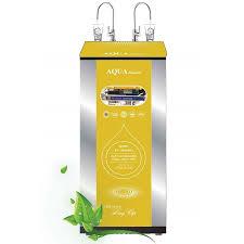 Máy lọc nước RO Hàn Quốc AQUA Smart 9 cấp lọc,Tủ 2 vòi Nóng - Nguội