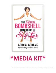 The Sacred Bombshell Handbook of Feminine Power by Abiola Abrams | Me…