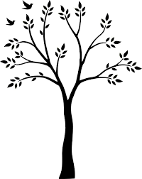 Amazon Com Family Tree Wall Decal Simple Style Wall Decal Living Room Home Decor Wall Sticker Baby