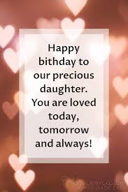 100 Happy Birthday Daughter Wishes Quotes For 2020