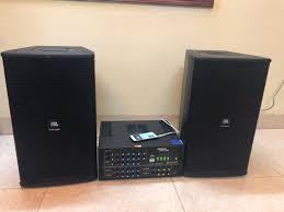 Bộ dàn karaoke giá rẻ,Amply Jarguar PA 560N , Loa JBL KP 6012 – Nghĩa Audio  Cung cấp Âm Thanh Chuyên Nghiệp Thiết Bị Âm thanh