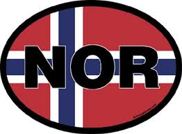 Scandinavianshoppe Com Norway Car Decal 3333