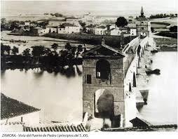 """Resultado de imagen de puente de piedra zamora"""""""